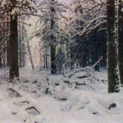 Winter. 1890