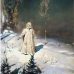 Fairy tale paintings by Viktor Vasnetsov