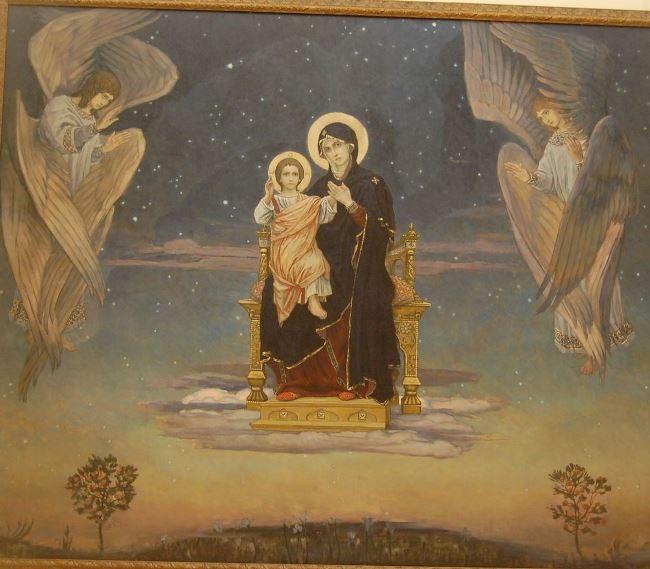 Our Lady of Hodegetria. 1899