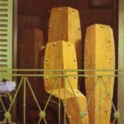 Perspective II Manet's Balcony. 1950