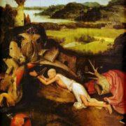 Saint Jerome at Prayer