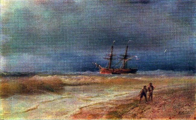 The Surf. 1895