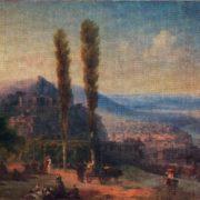 View of Tiflis. 1869
