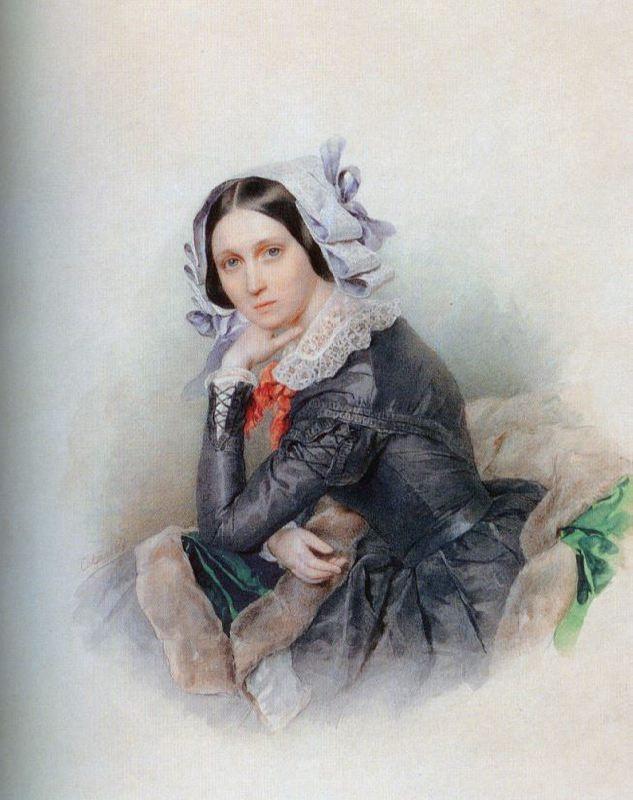 Adelaide (Aglaya) Pavlovna Golitsyna