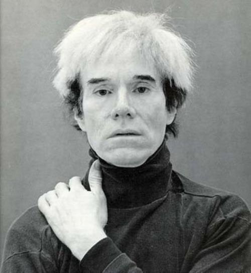Andy Warhol - pioneer American pop artist