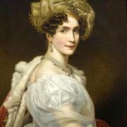 Augusta Amalia Louis of Bavaria, daughter of the King of Bavaria Maximilian I