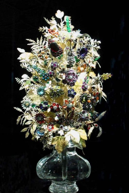 Bouquet of Austrian Maria Theresa