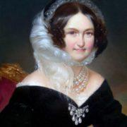 Carolina Charlotte Augustus of Bavaria, daughter of the King of Bavaria Maximilian I