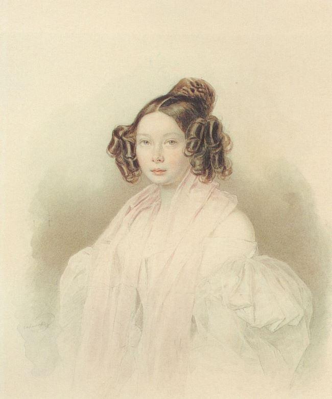 Countess Julia Pavlovna Tizengauzen (1813-1889)