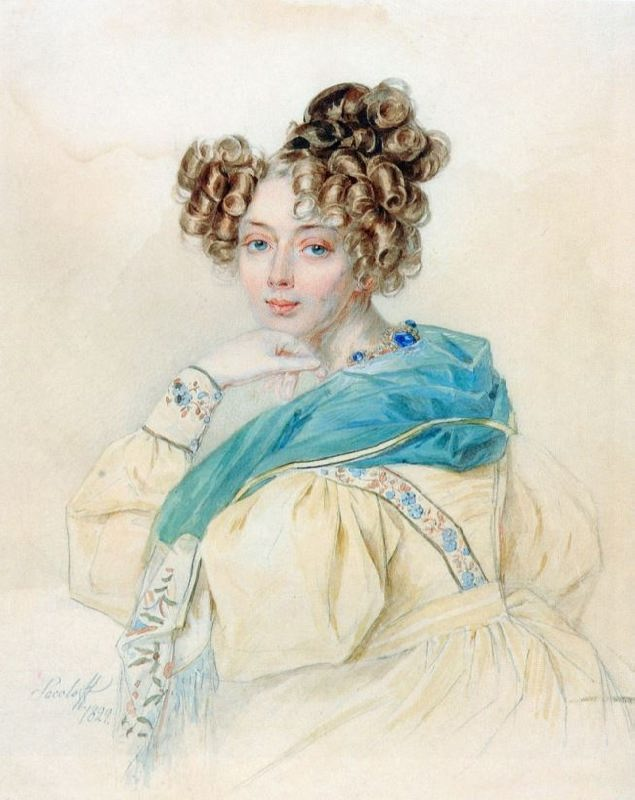 Countess Olga Orlova
