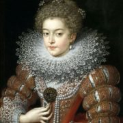 Frans Pourbus the Younger. Isabella of France, Queen of Spain