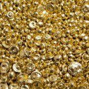 Gorgeous gold sand