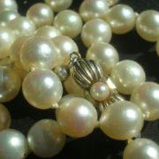 Graceful pearls