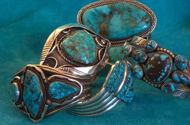 Great turquoise