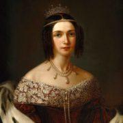 Josephine of Leuchtenberg, the grand daughter of Queen Josephine
