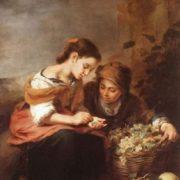 Little fruit sellers