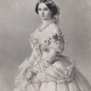 Louise of Prussia. Grand Duchess of Baden