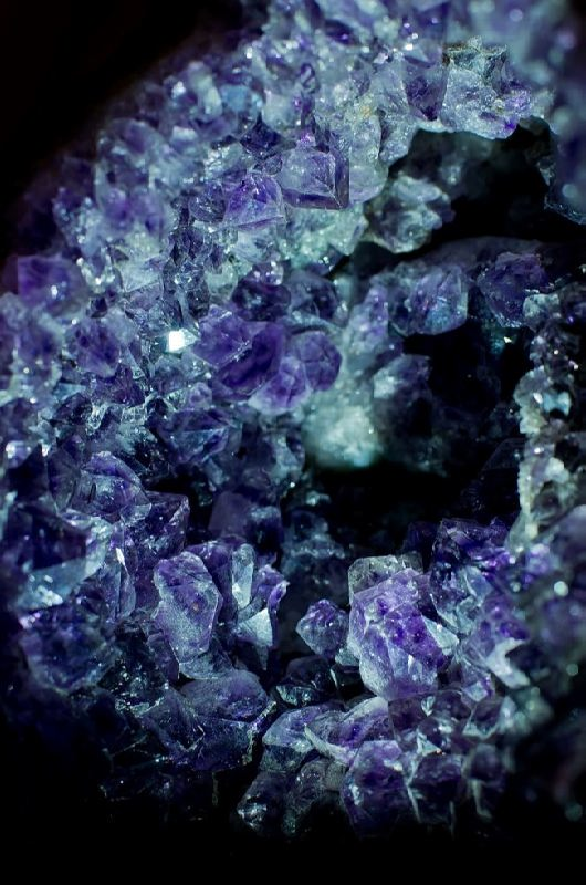 Magnificent amethyst
