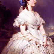 Maria Henrietta of Habsburg-Lorraine. Queen of Belgium, the wife of the King of Belgium Leopold II