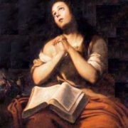 Penitent Magdalene, Academy of Arts of San Fernando, Madrid, Spain
