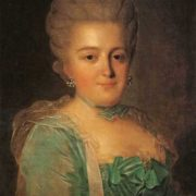 Portrait of A. S.Tulinova