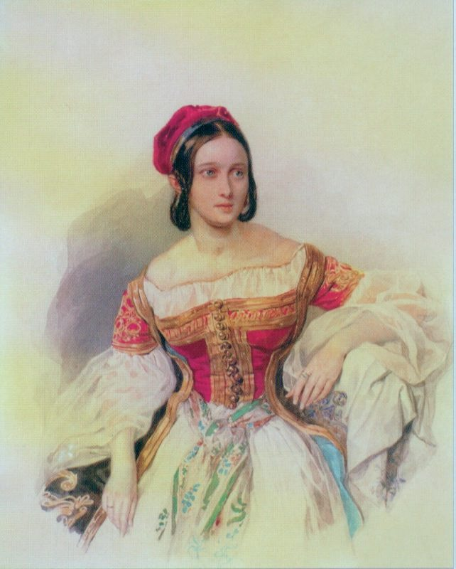 Portrait of A.O. Vitali