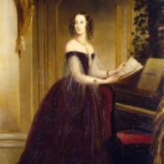 Portrait of Grand Duchess Maria Nikolayevna