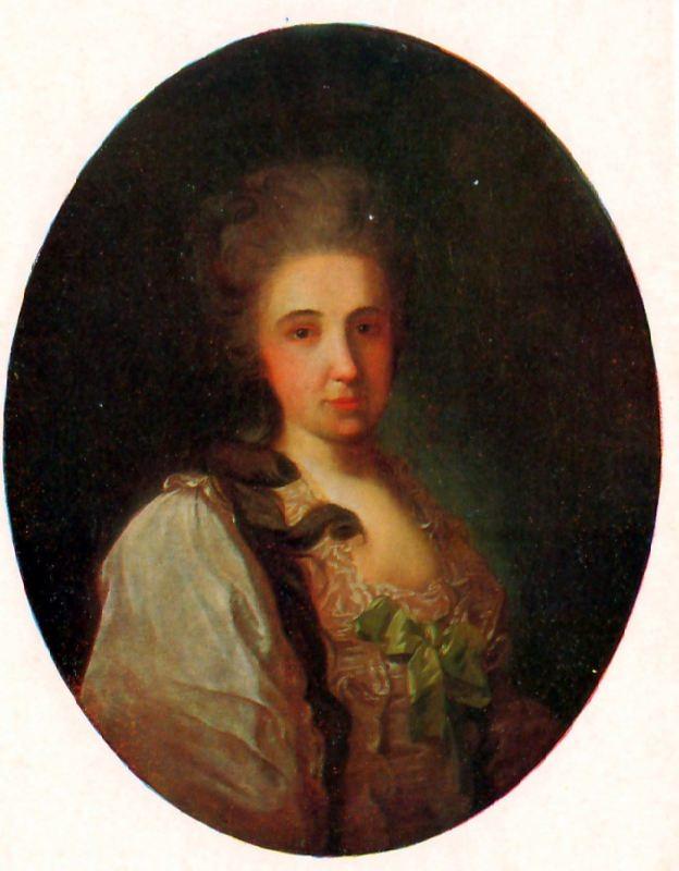 Portrait of a Woman. 1780s