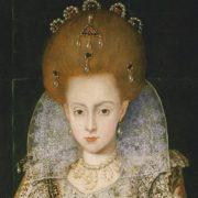 Princess Elizabeth by Robert Peake