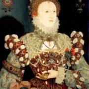 Queen Elizabeth I. Nicholas Hilliard
