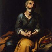Repentance of St Peter, 1645-50, Hermitage, St. Petersburg