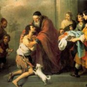 Return of the Prodigal Son, 1668, National Gallery, Washington, USA