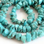Stunning necklace with turquoise