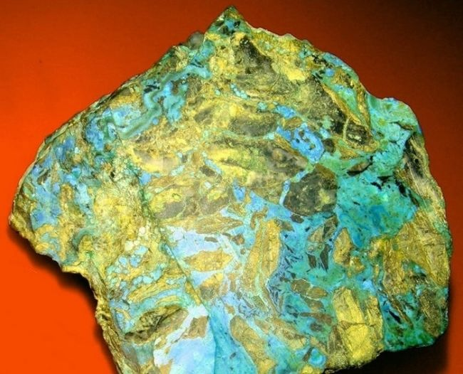 Turquoise, Russian Federation, Transbaikal