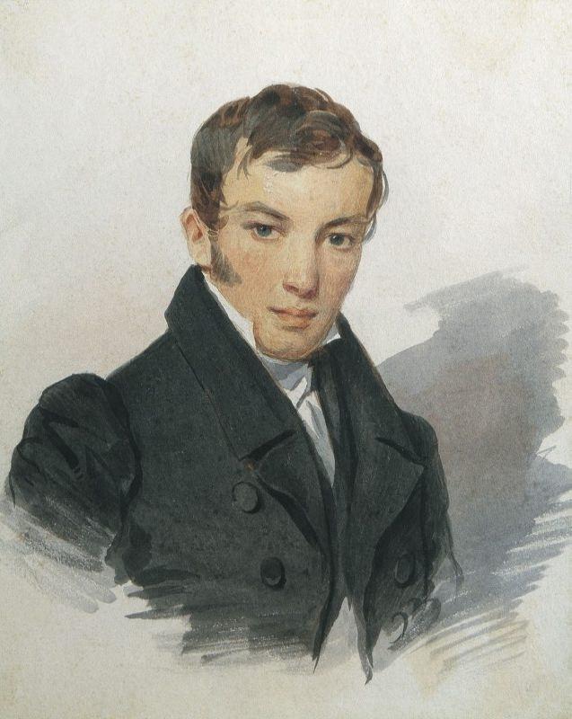 V.A. Zhukovsky 1820s