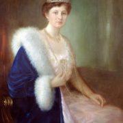 Victoria Louise of Prussia, daughter of the German Emperor Wilhelm II