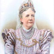 Victoria of Baden, wife of the King of Sweden Gustav V, Queen of Sweden