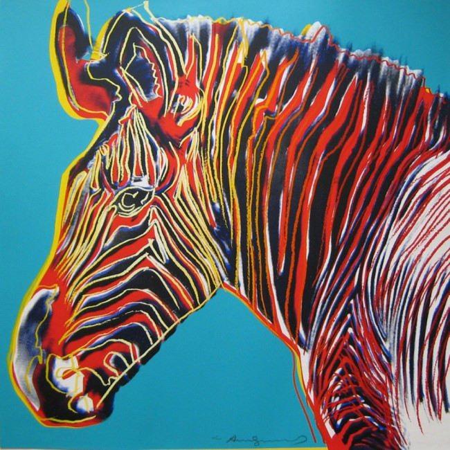 Zebra, 1983