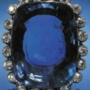 Astonishing sapphire