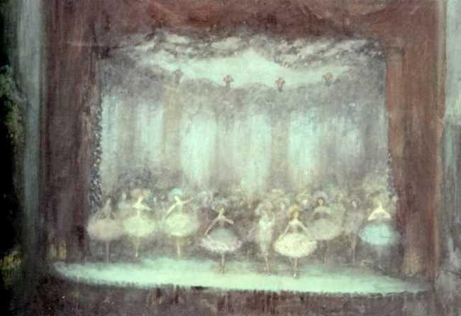 Ballet, 1906