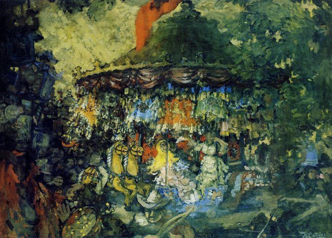 Carousel, 1908