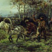 Felling, 1874