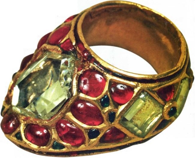 Great Mongols ring