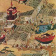 Kano Eitoku. Kyoto, XVI century