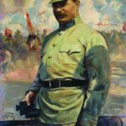 M.V. Frunze. 1929