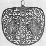 Neman, ritual pendant, XII century