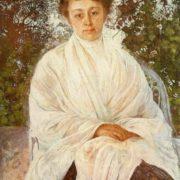 Portrait of Maria Fedorovna Andreeva