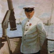 Portrait of Voroshilov
