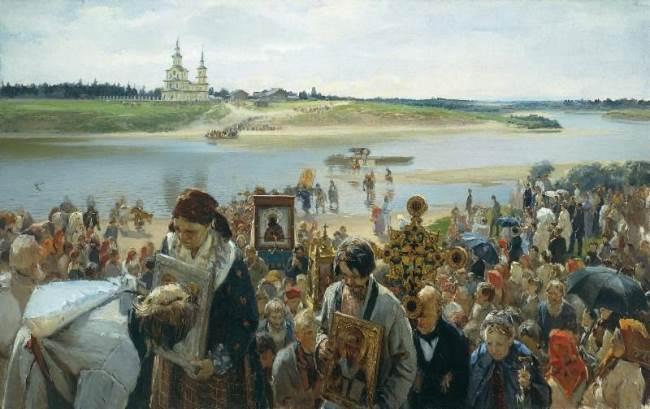 Procession, 1893
