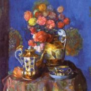 Still-life with flowers. 1912